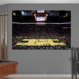 San Antonio Spurs Arena Mural Fathead Wall Decal